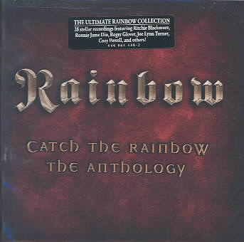 CATCH THE RAINBOW:THE ANTHOLOGY BY RAINBOW (CD)