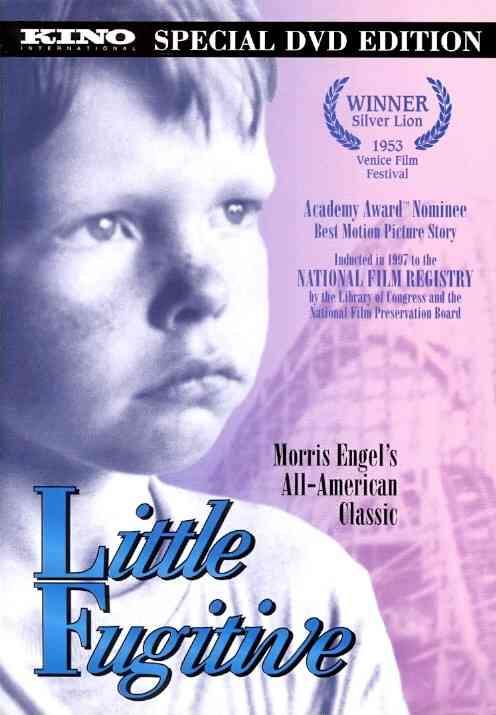 LITTLE FUGITIVE BY ENGEL,MORRIS (DVD)